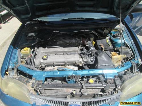 ford laser sedan automatico