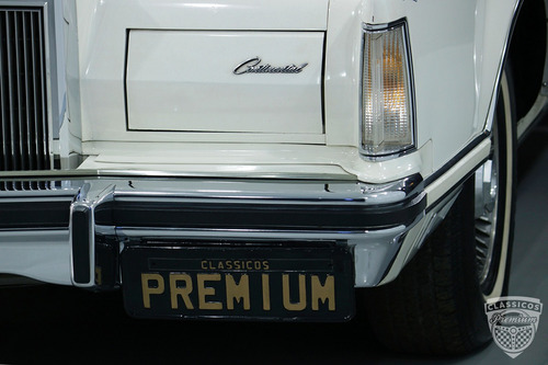 ford lincoln continental mark v 1979 v8 placa preta original