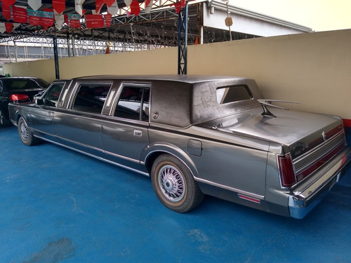 ford / lincoln limosine automática ano 1989