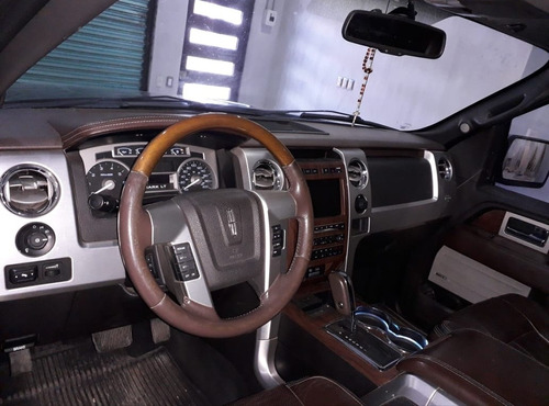 ford lincoln - mark lt- 4 puertas - 8 cilindro - color negro