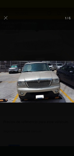 ford lincon aviator version 4x2 limited