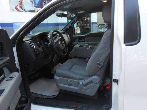 ford lobo 2 pts. cabina regular xlt, ta 2013 seminuevos