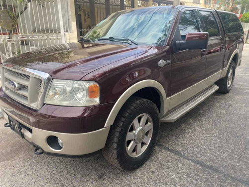 ford lobo 2008 5.4 king ranch 4x4 mt
