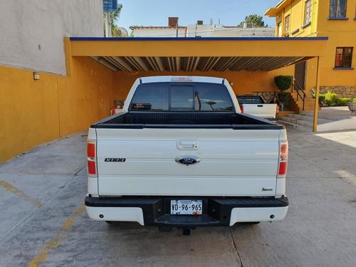 ford lobo 2010 3.5 lariat cabina doble 4x4 mt