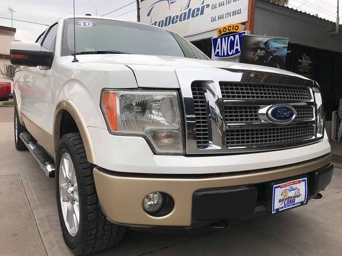 ford lobo 2010 lariar 4x4