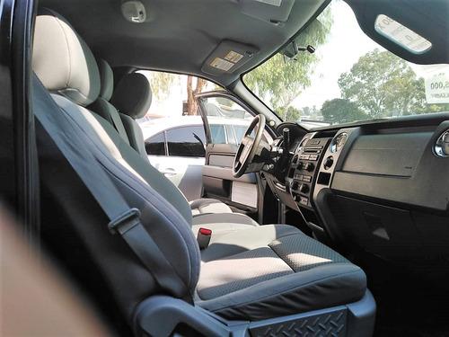 ford lobo 2012 4x4 cabina regular extraordinaria condiciones