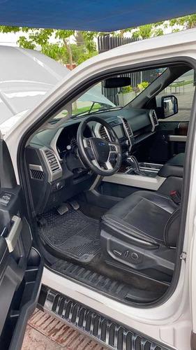ford lobo 2015 3.5 lariat cabina doble 4x4 mt