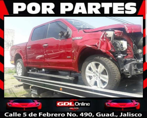 ford lobo 2015 3.5 platinum cabina doble 4x4 mt