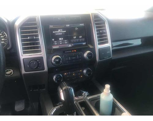 ford lobo 2015 3.5 platinum cabina doble 4x4 mt