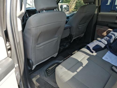 ford lobo 2015 5.0l xlt cabina doble 4x4 mt