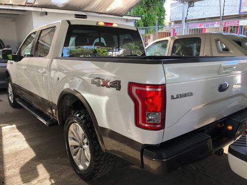 ford  lobo  2016  3.5 doble cabina lariat 4x4 at