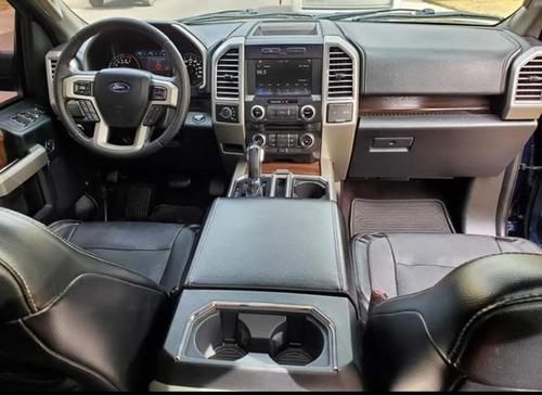 ford lobo 2016 3.5 doble cabina plinum 4x4 at