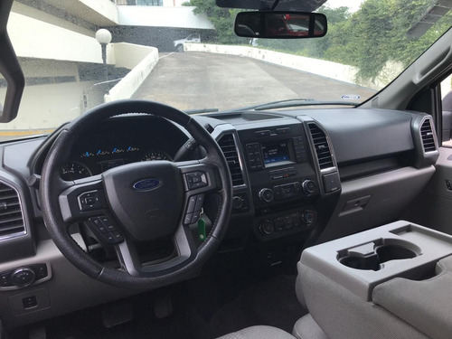 ford lobo 2016 doble cabina excelentes condiciones