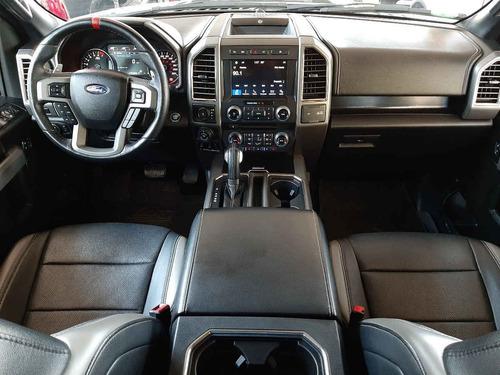 ford  lobo  2018  4p raptor svt doble cab v6/3.5/t aut 4x4