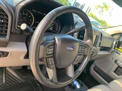 ford lobo 2018 5.0l cabina regular xlt v8 4x2 at