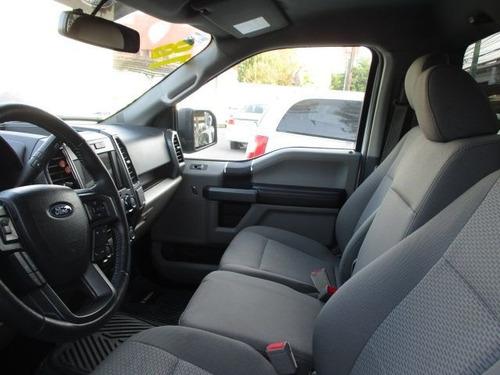 ford lobo 2018 5.0l cabina regular xlt v8 4x4 at