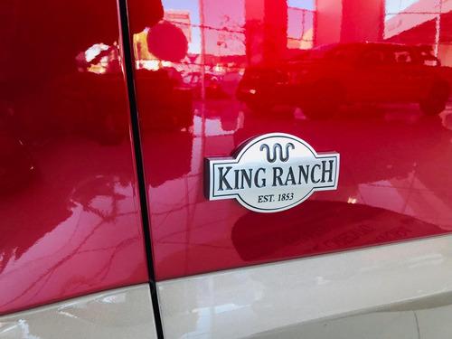 ford lobo 3.5 doble cabina king ranch 2019