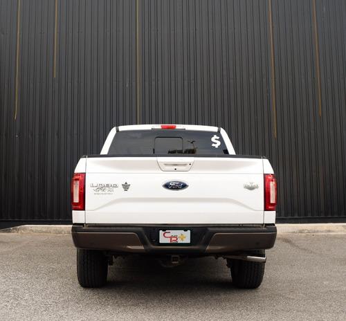 ford lobo 3.5 doble cabina king ranch at 2017