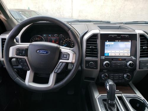 ford lobo 3.5 doble cabina lari 4x4 at 2017