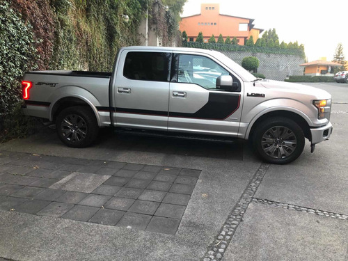 ford lobo 3.5 doble cabina lari 4x4 at 2017