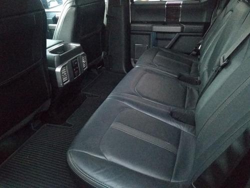 ford lobo 3.5 doble cabina patlinum 4x4 at