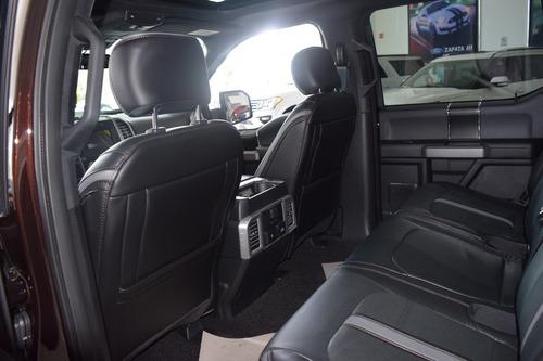 ford lobo 3.5 doble cabina platinum 2018