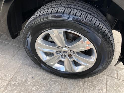 ford lobo 3.5 doble cabina platinum 4x4 at 2017 negra
