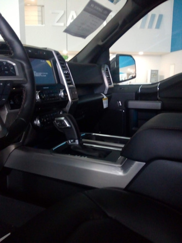 ford lobo 3.5 doble cabina platinum 4x4 at 2018 estrenala!