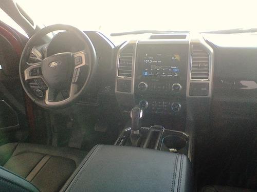 ford lobo 3.5 doble cabina platinum 4x4 at
