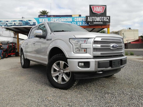 ford lobo 3.5 doble cabina plinum 4x4 at 2017