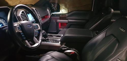 ford lobo 3.5 doble cabina plinum 4x4 at 2017