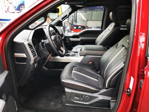 ford lobo 3.5 doble cabina plinum 4x4 at 2018