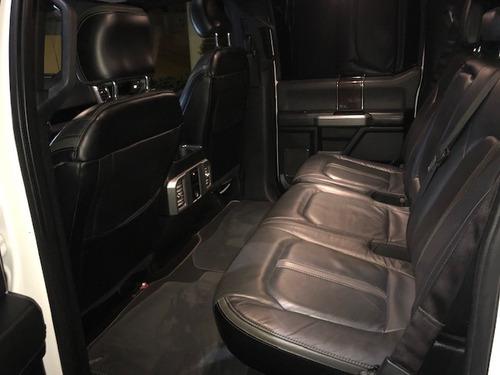 ford lobo 3.5 doble cabina plinum 4x4 at