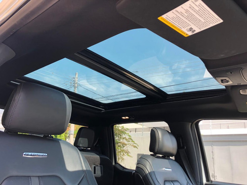 ford lobo 3.5 doble cabina plinum 4x4 at factura original