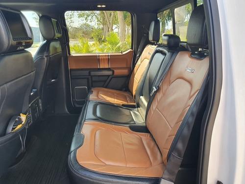 ford lobo 3.5 doble cabina plinum limited at 2016