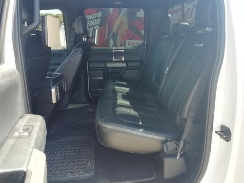 ford lobo 3.5 doble cabina plinum limited at 2017