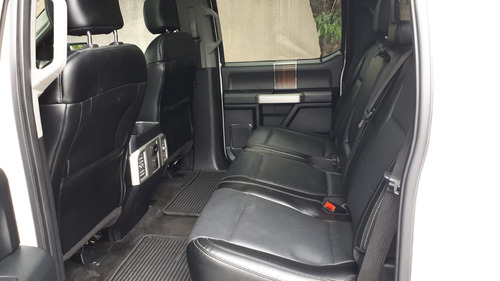 ford lobo 3.5 lariat cabina doble 4x4