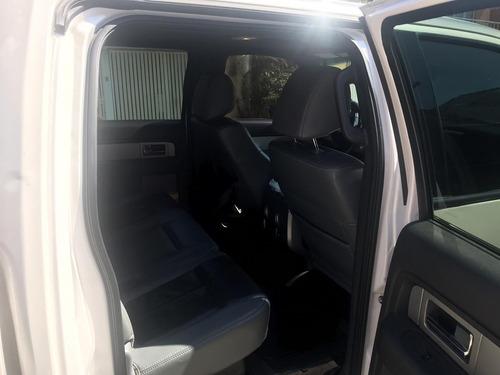 ford lobo 3.5 lariat cabina doble 4x4 mt 2011
