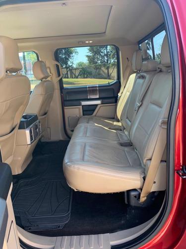 ford lobo 3.5 lariat cabina doble 4x4 mt 2015