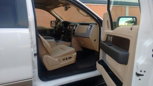 ford lobo 3.5 lariat cabina doble 4x4 mt