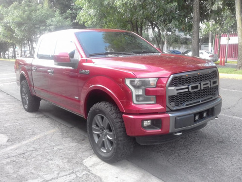 ford lobo 3.5 platinum cabina doble 4x4 at