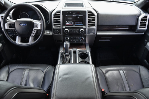 ford lobo 3.5 platinum cabina doble 4x4 aut