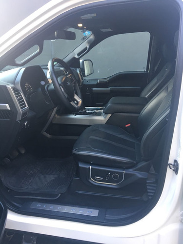 ford lobo 3.5 platinum cabina doble 4x4 mt
