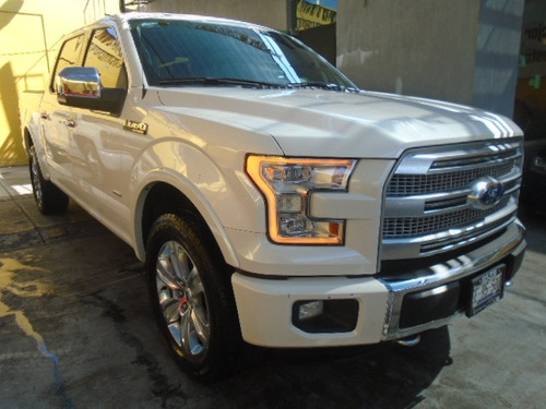 ford lobo 3.5 platinum cabina doble 4x4 mt