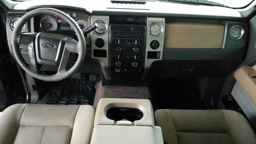 ford lobo 4.6 xlt cabina doble 4x2 mt 2009