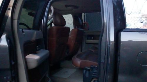 ford lobo 4.6 xlt cabina doble 4x4 mt 2008