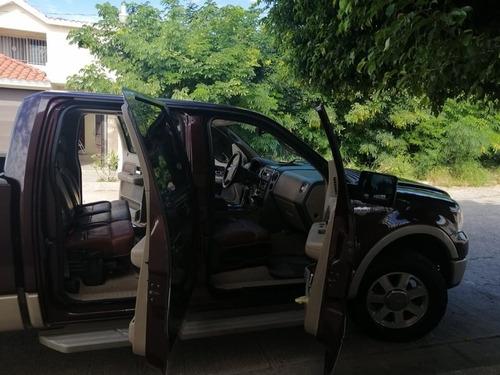 ford lobo 4.6 xlt cabina doble 4x4 mt