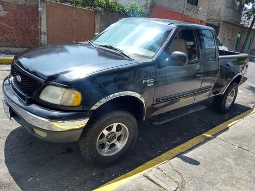 Ford Lobo 4 6 Xlt Sup Cab 4x2 Mt 2000