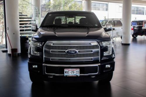 ford lobo 4x4 platinum  blindada