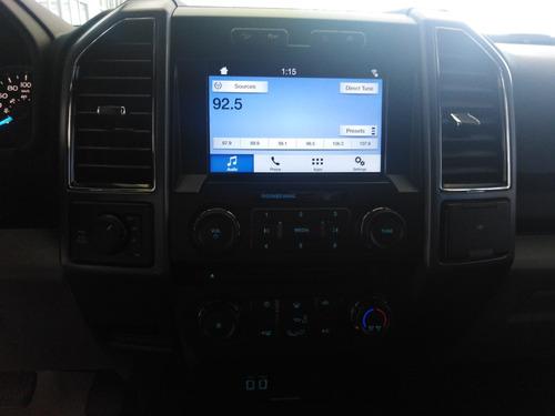 ford lobo 5.0l cabina regular xlt v8 4x4 at